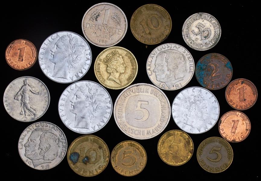 средняя линия монеты всех стран мира фото и название докажем, что